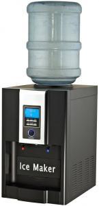 China Fabricante de gelo com distribuidor da água, refrigerador de água da função de Muti, glaçons do à da máquina, Eismaschine on sale