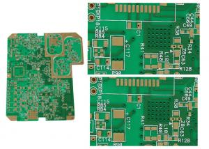 China 8 Layer Rogers FR4 Mixed PCB With 0.634mm THK High Reliability on sale