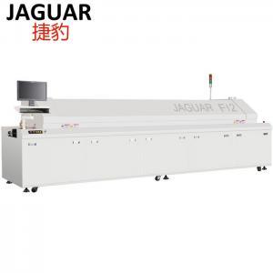 China LED production line machine smt reflow soldering machine smt equipment on sale