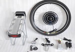 China la reinstalación eléctrica del paquete de la conversión del equipo de la bicicleta fija el ebike DIY de la batería del motor on sale