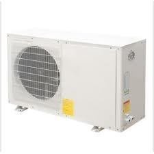 China Domestic residential househole hot water heat pumps for floor heating, air conditioning on sale