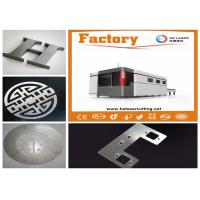 4KW 6KW 8KW 10KW Fiber Laser Cutter Machine For Mild Steel Plate And All Metals