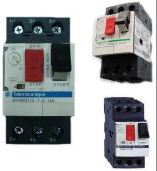 Telemecanique GV2-ME08 Manual Motor Starter 2.5 to 4.0 Amp