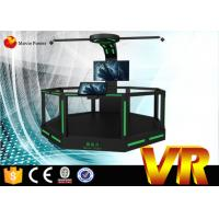 China CS Games Online Gun Shooting Vr 9d Cinema Simulator Movie Power Play 10 - 15 Piece on sale