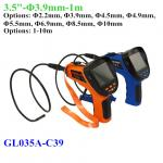 3.5 3.9mm 1-10m, 5 x Digital Zoom, DVR Recording, Borescope, Endoscope, Videoscope, Snake Inspection Camera