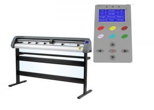 China CE Approved Vinyl Sticker Printer Cutter , Plotter Cutting Machine Floor Stand Meida Way on sale