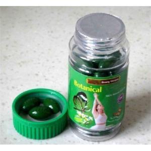 Quality MSV, Stronger Version Meizitang, Natural Botanical Slimming Softgel, Green for sale