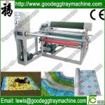 Foam coating machine for expanded polyethylene foam sheet laminating