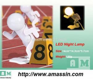 China Lovely Figure Energy Saving LED Lamp on sale