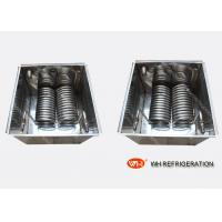 Chiller Water Cooled Heat Exchanger Evaporator Coil For Carrier Air Conditioner