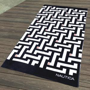 China Labyrinth Maze Patterned Beach Towels on sale