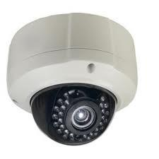 China 4 - 9mm Manual Zoom Lens 20M IR Distance IR Vandalproof Dome WDR CCTV Camera on sale