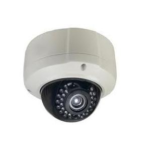 China 4 - 9mm Manual Zoom Lens 20M IR Distance IR Vandalproof Dome WDR CCTV Camera on sale