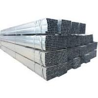 China Quarter Inch Galvanized Steel Square Tubing 3 Inch 6m - 12m Length Smooth Appearance on sale