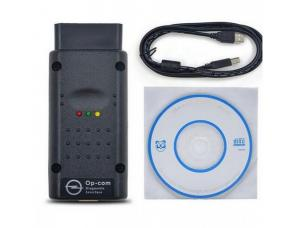 China opcom OP com auto diagostic tool for Opel op-com V1.45 super Car OBD OBDII OBD2 OBD 2 tester scanner detector on sale