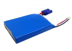 China High Rate Jump Starter Battery Pack 11.1V 30C 2200mAh Polymer Lithium Ion Battery on sale