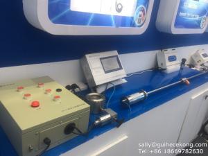 China Petrol station management system, Explosion Diesel Level Sensor, Digital fuel level indicator controller Smart console on sale