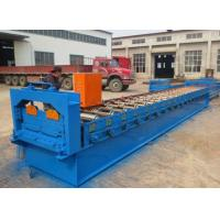 Intelligent Cold Roll Forming Machines With 0.6 Inch Chain Link Bearing Drive