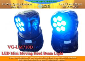 China DMX LED Stage Moving Head RGBW 4in1 Beam Lighting on sale