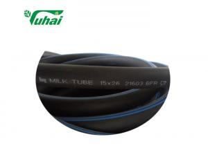 China Stable Food Quality Hose , 19mm Inside Diameter Rubber Food Grade Flexible Hose on sale