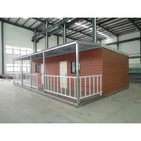 China Triple Wide Mobile Homes , Easy Dismantlement Mobile Modular Homes on sale