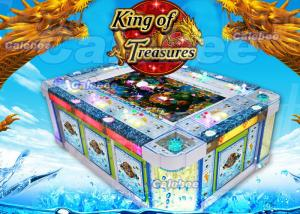 China Casino Fishing Electronic Game Machine Coin Pusher IGS - Legend of Dragon King on sale
