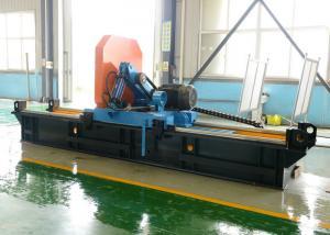China Economical CNC Cold Cutting Pipe Equipment / Cold Circular Saw Cutting Machine on sale