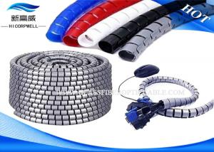 China Spiral Corner Edge Protection Guard For Hydraulic Rubber Hose on sale