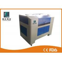 Fully Automatic 100 Watt CO2 Laser Engraving Cutting Machine Durable With Water Chiller