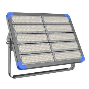 China Pure Aluminum Outdoor LED Lighting 500 Watts Long Life Span Low Voltage on sale