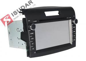 China Back Camera DVR Input 7 Touch Screen Car Audio Video System For Honda CRV 2012 on sale