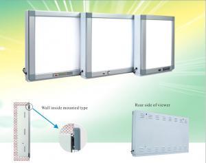 China Medical x-ray illuminator,film viewer box,negatoscope MST-P standard double union on sale