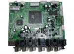 Servicios teledirigidos de la asamblea del PWB de la manoHASL con en la prueba de circuito
