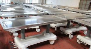 Stainless Steel Mortuary Equipment Top Hydraulic Embalming