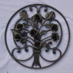 Handrail Fitting Wrought iron ornaments