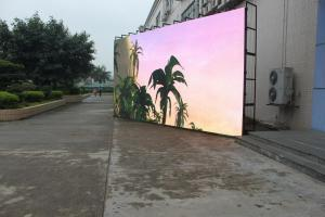 China p10 star criket live video led display screen mini 7 segment led display led car rear window digital display on sale