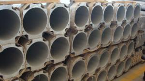 China El claro/el bronce anodizó el tubo de aluminio T4 T5 T6 de la protuberancia para enmarcar arquitectónico on sale