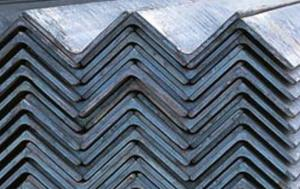 China Cold Drawn Galvanized Steel Angle Iron For Building , Q195 - Q420 , Length 6m - 12m on sale