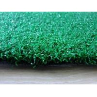 Outdoor Backyard Golf Artificial Grass / Lawn , Light Green 260 Stitches/m