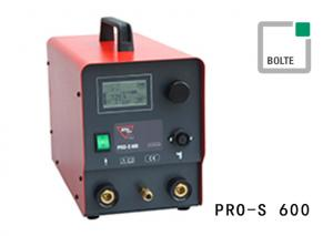 China PRO-S 600 Inverter Drawn Arc Stud Welding Machine For Short Cycle Stud Welding on sale