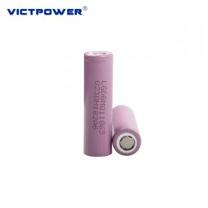 Quality Rechargeable cylindrical 18650 battery 18650-MG1 2900mah 3.6V li-ion battery for for sale