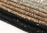 Reversible Sublimation Embroidery 3mm Sequin Fabric Custom made Mermaid