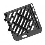 Cast Iron Gully Grate STEADY POWER