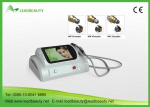 China Portable Radio Frequency microneedle fractional rf face lift on sale