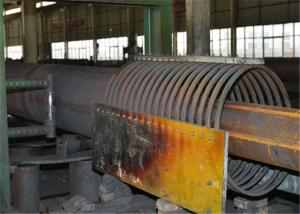 China Large Dia Carbon Steel Pipe Expander Machine , Automatic Pipe Expander 850T on sale