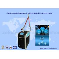 Professional Multifunction PicoSure 755nm Laser tattoo acne scar removal machine