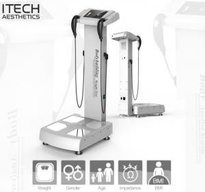 China Full Body Analyzer For Fitness GS6.5B Human Body Composition Analyser Professional Body Fat Analyzer on sale