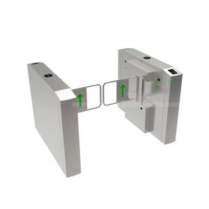 China Factory Price Full Automatic Security Access Control Flap Turnstile Gates Electronic ticketing system on sale