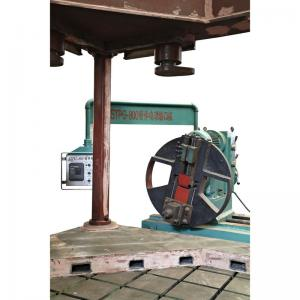 China Single Head Steel Pipe Beveling Machine , Stainless Steel Elbow Making Machine on sale