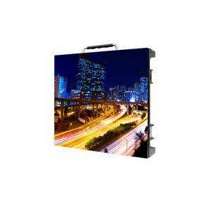 China Event High Definition Outdoor LED Video Wall Rental P4.81 For Live Show / Sport on sale